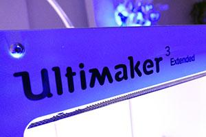 Ultimaker 3: il doppio estrusore ora è basculante