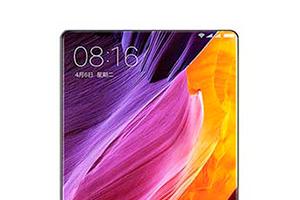 Xiaomi Mi MIX: lo smartphone senza cornici