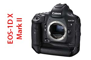 EOS-1D X Mark II (Body)