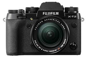 Fujifilm X-T2, corpo macchina