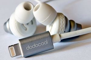 Dodocool: auricolari Hi-Res per gli iPhone senza jack