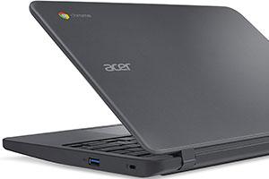 Acer Chromebook N7, foto ufficiali