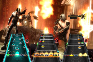 Guitar Hero: Warriors of Rock mostrato in anteprima