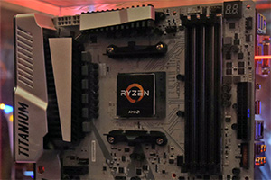 Schede madri per processori AMD RyZen