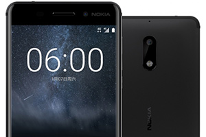 Nokia 6: foto ufficiali