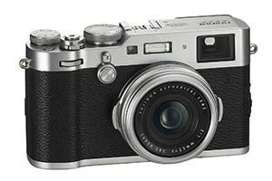 Fujifilm X100F, corpo macchina