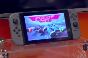 Nintendo Switch: hands-on