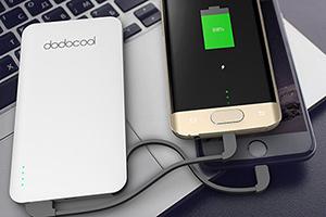 dodocool Ultra Slim da 5.000 mAh: foto ad alta definizione