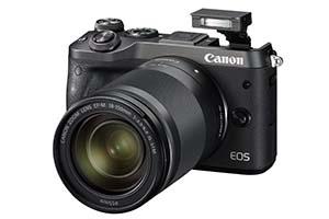 Canon EOS M6, corpo macchina