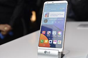 LG G6: foto dal vivo