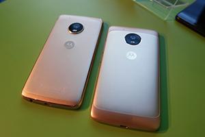 Moto G5 e Moto G5 Plus: ecco le foto