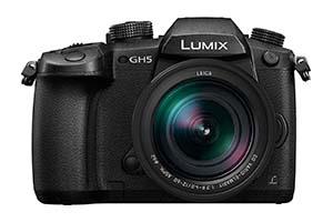 Panasonic Lumix GH5 - Corpo macchina