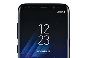 Samsung Galaxy S8 in immagini leaked