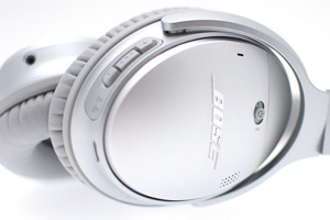 Cuffie Noise Cancelling Wireless Bose QC35