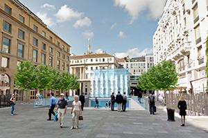 Apple Store Milano: ecco come sarà