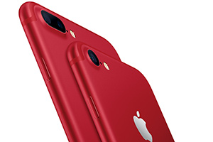 iPhone 7 e iPhone 7 Plus (Product)RED: foto ufficiali