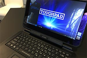 Panasonic Toughpad FZ-Q2