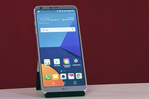 LG G6, foto della recensione