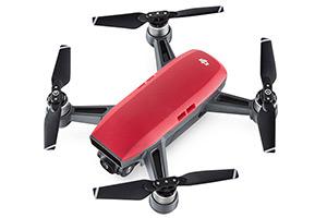 DJI Spark: il minidrone per i selfie