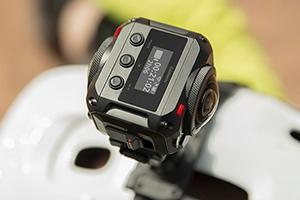 Garmin VIRB 360: 4K, 360° e GPS