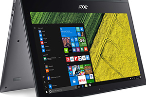 Acer Spin 1: foto ufficiali