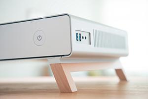 TAKU, il case che fa anche da supporto per monitor