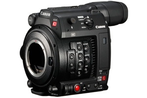 Canon EOS C200, videocamera compatta 4K della serie Cinema EOS