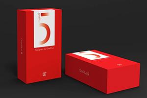 OnePlus 5: ecco le scatole di vendita del nuovo top di gamma