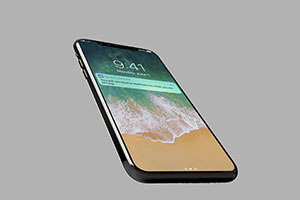 Ecco il nuovo iPhone 8 con iOS 11