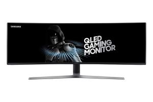 """Monitor gaming Samsung CHG90 da 49"""" e rapporto 32:9"""