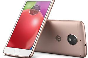 Motorola Moto E4: foto ufficiali