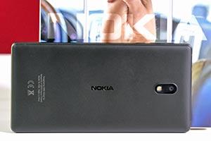 Nokia 3: eccolo dal vivo in redazione