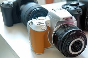 Canon EOS 200D: dal vivo la nuova piccola di casa Canon