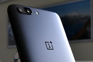 OnePlus 5: foto dal vivo