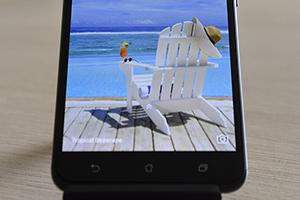 ASUS Zenfone Zoom S: interfaccia utente