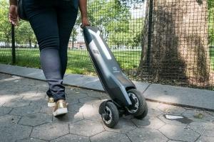 Immotor Go scooter elettrico ripiegabile