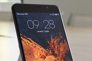 Meizu PRO 6 Plus: interfaccia utente