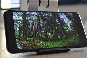 HTC U11: benchmark