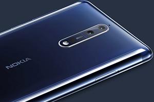 Nokia 8: foto ufficiali
