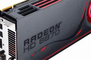 AMD Radeon HD 6870 e Radeon HD 6850