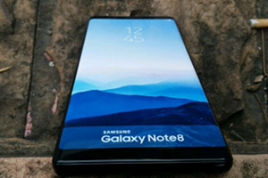 Galaxy Note 8, una unità dummy ne conferma il design