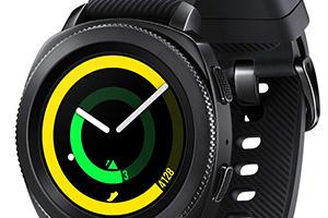 Samsung Gear Sport: foto