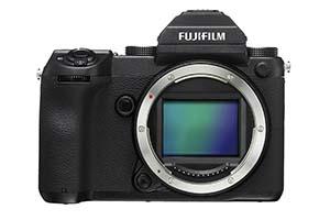 Fujifilm GFX 50S, Corpo macchina