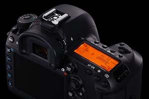 EOS 5D Mark IV, scatti in studio (serie ISO)