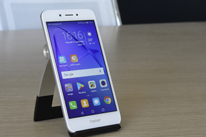Honor 6A: foto dal vivo
