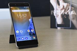 Nokia 8: foto dal vivo