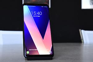 LG V30: benchmark