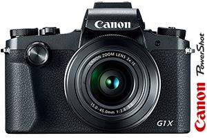 Canon G1 X Mark III: sensore APS-C Dual Pixel AF da 24 megapixel