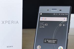 Sony Xperia XZ1, benchmark