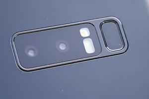 Samsung Galaxy Note 8: ecco come scatta il phablet